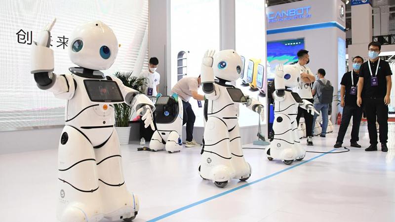 2021世界ロボット大會、北京で開幕