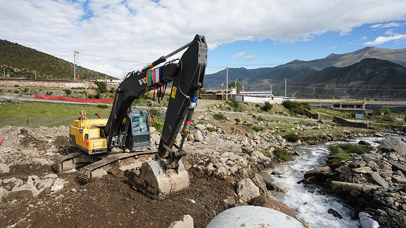 「渓橋」プロジェクトで農牧民の移動を便利に 西蔵自治區