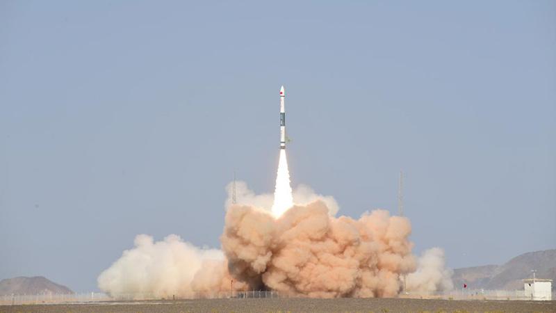中國、「吉林1號高分02D」衛星の打ち上げに成功
