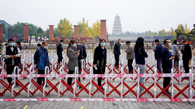 新型コロナ対策の最前線 陝西省西安市