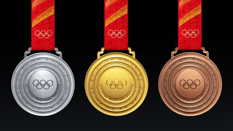 北京冬季五輪・パラのメダル発表